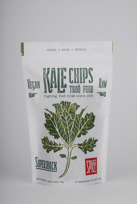 kale chips spicy