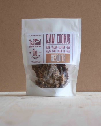 BIO Buckwheat Cookies Mesquite 100g